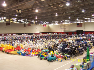 P It On Children S Consignment A Twice Yearly Event In Albany